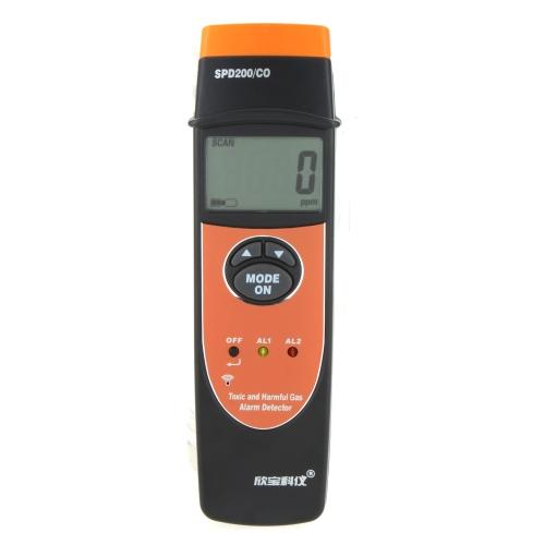 SINPO SPD200/CO 1~1000PPM Carbon Monoxide (CO) Detector / Toxic and Harmful Gas Alarm DetectorTest Equipment &amp; Tools<br>SINPO SPD200/CO 1~1000PPM Carbon Monoxide (CO) Detector / Toxic and Harmful Gas Alarm Detector<br>