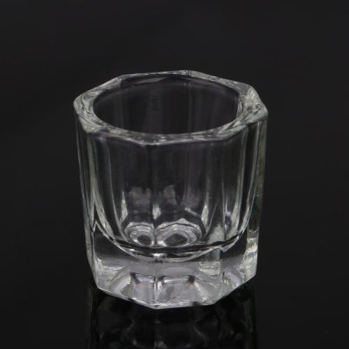 Nail Art Acrylic Liquid Powder Dappen Dish Glass Crystal Cup Glassware ToolHealth &amp; Beauty<br>Nail Art Acrylic Liquid Powder Dappen Dish Glass Crystal Cup Glassware Tool<br>