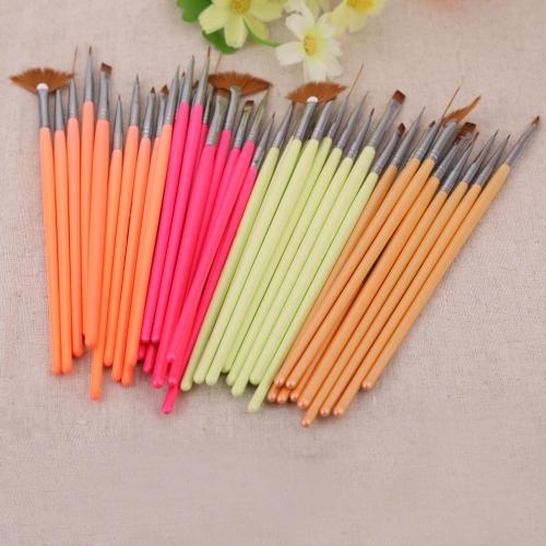 10 Pcs Nail Art Design Brush Set Pen Drawing Painting Dot ToolHealth &amp; Beauty<br>10 Pcs Nail Art Design Brush Set Pen Drawing Painting Dot Tool<br>