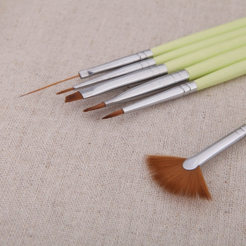 6PCS Nail Art Design Pen Set Painting Dotting Brush Kit ToolHealth &amp; Beauty<br>6PCS Nail Art Design Pen Set Painting Dotting Brush Kit Tool<br>