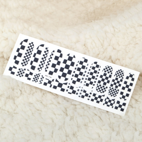 One Sheet Mix Style 3D Glitter Nail Art Stickers Patch Wraps Fingers Toes Tips DecorationHealth &amp; Beauty<br>One Sheet Mix Style 3D Glitter Nail Art Stickers Patch Wraps Fingers Toes Tips Decoration<br>