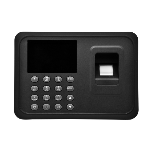 2.4 TFT LCD Display USB Biometric Fingerprint Attendance Machine DC 5V/1A Time Clock Recorder Employee Checking-in Reader A6 US PHome &amp; Garden<br>2.4 TFT LCD Display USB Biometric Fingerprint Attendance Machine DC 5V/1A Time Clock Recorder Employee Checking-in Reader A6 US P<br>
