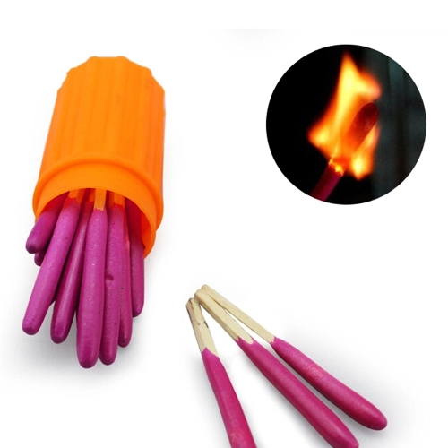 20pcs Emergency Tool Survival Kit Windproof Waterproof Portable Extra-large Head Matches for Outdoor CampingSports &amp; Outdoor<br>20pcs Emergency Tool Survival Kit Windproof Waterproof Portable Extra-large Head Matches for Outdoor Camping<br>