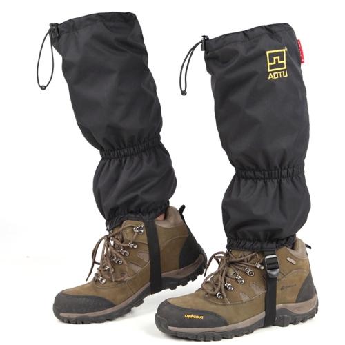 Outdoor Waterproof Windproof Gaiters Leg Protection Guard Skiing Hiking Climbing MoutaineeringSports &amp; Outdoor<br>Outdoor Waterproof Windproof Gaiters Leg Protection Guard Skiing Hiking Climbing Moutaineering<br>