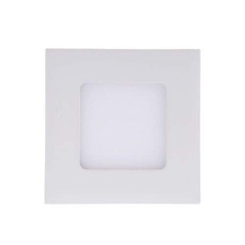 3W Square LED Recessed Ceiling Panel Light Down Lamp Ultra Thin Bright for Living Room Bathroom Bedroom Kitchen AC85-265VHome &amp; Garden<br>3W Square LED Recessed Ceiling Panel Light Down Lamp Ultra Thin Bright for Living Room Bathroom Bedroom Kitchen AC85-265V<br>