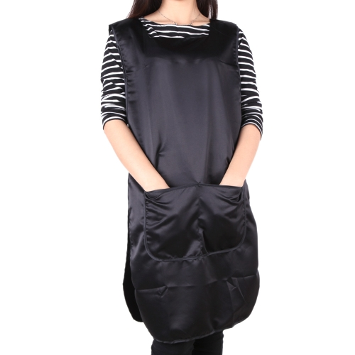 Salon Double Faced Apron Barber Work Wear Cloth Hairdressing Hairdresser ToolHealth &amp; Beauty<br>Salon Double Faced Apron Barber Work Wear Cloth Hairdressing Hairdresser Tool<br>