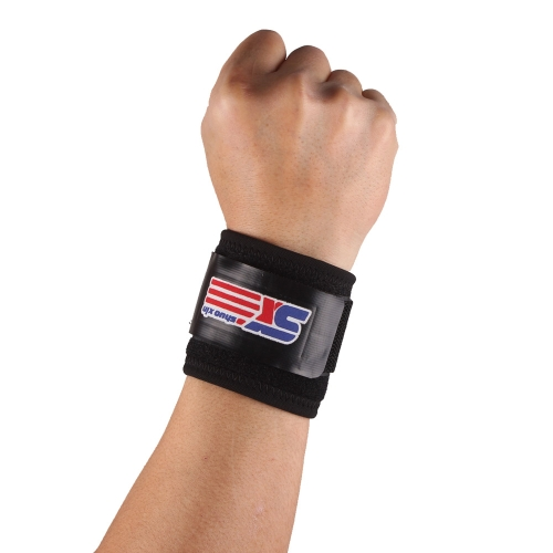 SX601 Sports Gym Elastic Stretchy Wrist Joint Brace Support Wrap Band Guard Protector BlackSports &amp; Outdoor<br>SX601 Sports Gym Elastic Stretchy Wrist Joint Brace Support Wrap Band Guard Protector Black<br>