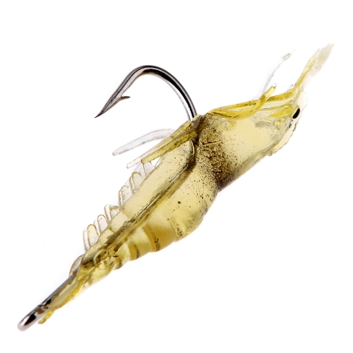 5Pcs 4cm 2g Fishing Lure Soft Super-Lightweight Vivid Shrimp Prawn Bait Sharp HookSports &amp; Outdoor<br>5Pcs 4cm 2g Fishing Lure Soft Super-Lightweight Vivid Shrimp Prawn Bait Sharp Hook<br>