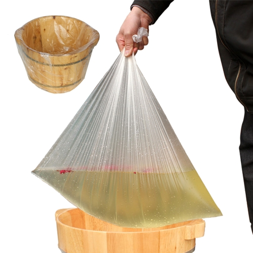 100Pcs Pediluvium Bags Disposable Thickening Feet  Barrel Bag 55x66cmHealth &amp; Beauty<br>100Pcs Pediluvium Bags Disposable Thickening Feet  Barrel Bag 55x66cm<br>