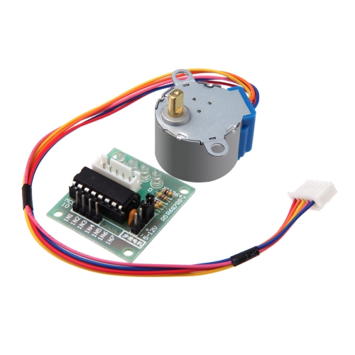 5V 4-Phase Stepper Step Motor + Driver Board ULN2003 for ArduinoTest Equipment &amp; Tools<br>5V 4-Phase Stepper Step Motor + Driver Board ULN2003 for Arduino<br>