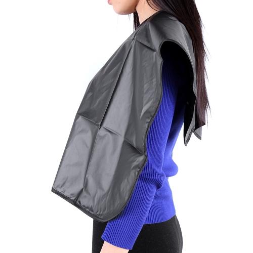Salón delantal capa impermeable el pelo de peluquería teñir telas