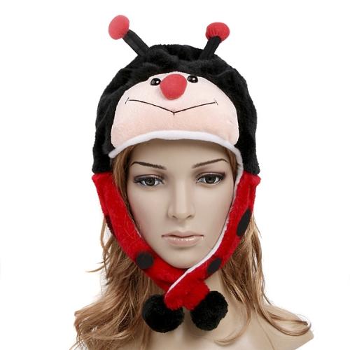 Cartoon  Bee Super Soft Short Fuzzy Hat CapApparel &amp; Jewelry<br>Cartoon  Bee Super Soft Short Fuzzy Hat Cap<br>