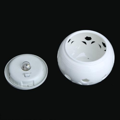 Solar  Porcelain  Light    RGBHome &amp; Garden<br>Solar  Porcelain  Light    RGB<br>