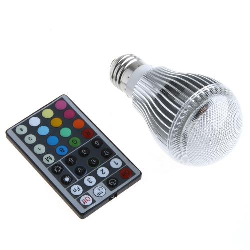 Colorful LED RGB 9W E27 Light BulbHome &amp; Garden<br>Colorful LED RGB 9W E27 Light Bulb<br>