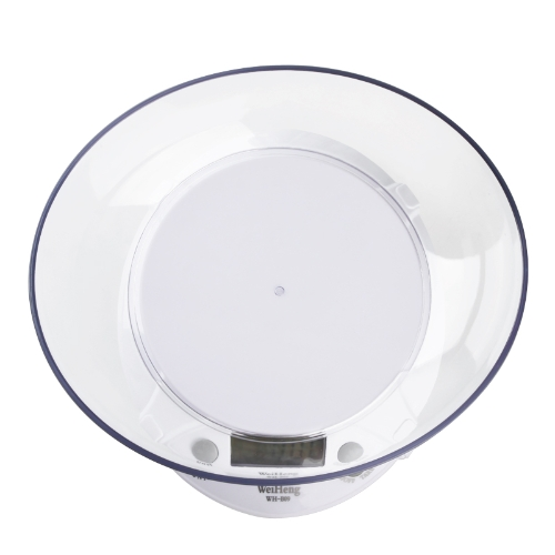 Electronic Kitchen Scale 7KG * 1G with BowlTest Equipment &amp; Tools<br>Electronic Kitchen Scale 7KG * 1G with Bowl<br>