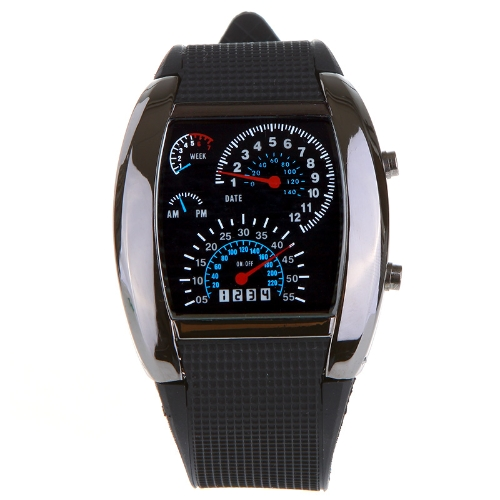 LED Racing WatchApparel &amp; Jewelry<br>LED Racing Watch<br>