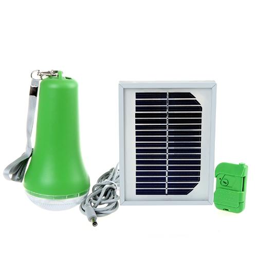 Energia solare 9 LED Torcia lampada Torcia con controllo remoto USB portatile di potere mobile per tenda esterna Garage multifunzionale