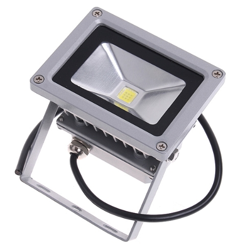 10W LED Flood Light Waterproof Floodlight Landscape Lighting Lamp 85-265V WhiteHome &amp; Garden<br>10W LED Flood Light Waterproof Floodlight Landscape Lighting Lamp 85-265V White<br>