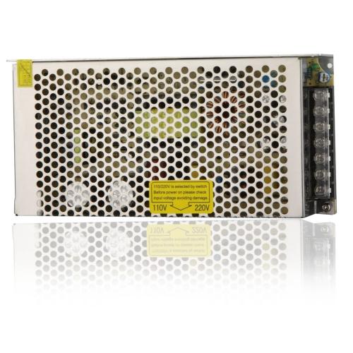 AC 110V/220V to DC 12V 15A 180W Voltage Transformer Switch Power Supply for Led StripHome &amp; Garden<br>AC 110V/220V to DC 12V 15A 180W Voltage Transformer Switch Power Supply for Led Strip<br>