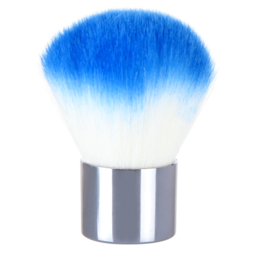 Professional Blusher Brush Foundation Face Powder Cosmetic Makeup Brush BlueHealth &amp; Beauty<br>Professional Blusher Brush Foundation Face Powder Cosmetic Makeup Brush Blue<br>