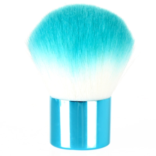 Professional Blusher Brush Foundation Face Powder Cosmetic Makeup Brush TurquoiseHealth &amp; Beauty<br>Professional Blusher Brush Foundation Face Powder Cosmetic Makeup Brush Turquoise<br>