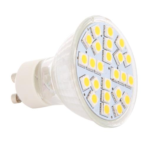 24 SMD 5050 LED Light Lamp Bulb Spotlight 5W GU10 220V-240V Energy-saving Warm WhiteHome &amp; Garden<br>24 SMD 5050 LED Light Lamp Bulb Spotlight 5W GU10 220V-240V Energy-saving Warm White<br>