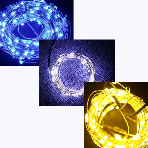 10m 100-LED String Light Lamp Decoration Lighting for Christmas Party Wedding 12VHome &amp; Garden<br>10m 100-LED String Light Lamp Decoration Lighting for Christmas Party Wedding 12V<br>