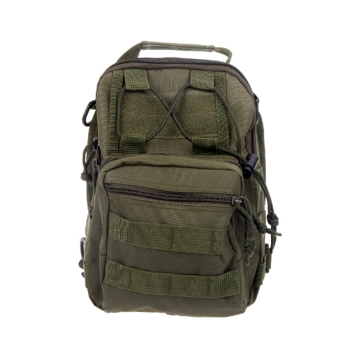 Men Women Outdoor Sport Camping Hiking Trekking Bag Military Tactical Shoulder Bag Army GreenSports &amp; Outdoor<br>Men Women Outdoor Sport Camping Hiking Trekking Bag Military Tactical Shoulder Bag Army Green<br>