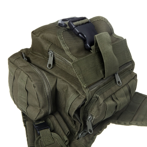 Molle Tactical Shoulder Strap Bag Pouch Travel Backpack Camera Military Bag Army GreenSports &amp; Outdoor<br>Molle Tactical Shoulder Strap Bag Pouch Travel Backpack Camera Military Bag Army Green<br>