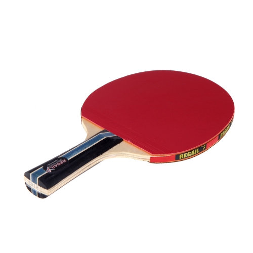 Long Handle Shake-hand Table Tennis Racket Ping Pong Paddle + Waterproof Bag Pouch BlueSports &amp; Outdoor<br>Long Handle Shake-hand Table Tennis Racket Ping Pong Paddle + Waterproof Bag Pouch Blue<br><br>Product weight: center focus (all-round methods)g
