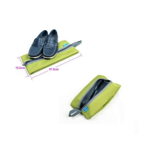 Waterproof Portable Travel Tote Toiletries Laundry Shoe Pouch Storage Bag GreenSports &amp; Outdoor<br>Waterproof Portable Travel Tote Toiletries Laundry Shoe Pouch Storage Bag Green<br>
