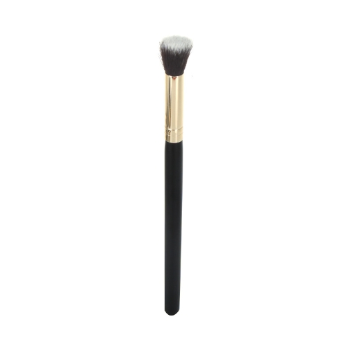 Professional Cosmetic Brush Face/Eye Makeup Blusher Powder Foundation Tool Small Angled Flat Wood+AluminumHealth &amp; Beauty<br>Professional Cosmetic Brush Face/Eye Makeup Blusher Powder Foundation Tool Small Angled Flat Wood+Aluminum<br>