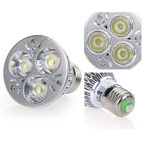 Dimmable 9W E27 White LED Light Spotlight Lamp Bulb 185-265VHome &amp; Garden<br>Dimmable 9W E27 White LED Light Spotlight Lamp Bulb 185-265V<br>