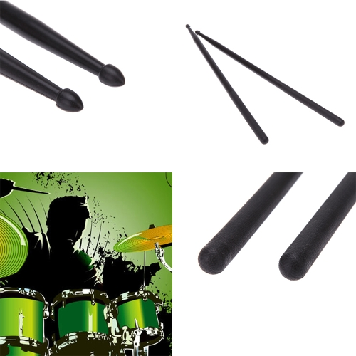 Pair of 5A Drumsticks Stick Nylon for Drum Set Lightweight ProfessionalToys &amp; Hobbies<br>Pair of 5A Drumsticks Stick Nylon for Drum Set Lightweight Professional<br>