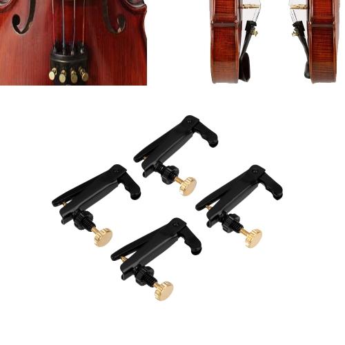 4pcs Violin Fine Tuner Adjuster Copper Plating Screws for 3/4 4/4 Size Violin AccessoriesToys &amp; Hobbies<br>4pcs Violin Fine Tuner Adjuster Copper Plating Screws for 3/4 4/4 Size Violin Accessories<br>