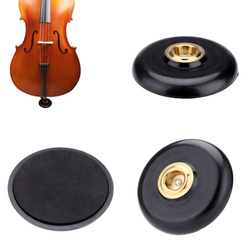 Cello Endpin Stop Stopper Holder Anchor Protector Non-slip with Metal EyeToys &amp; Hobbies<br>Cello Endpin Stop Stopper Holder Anchor Protector Non-slip with Metal Eye<br>