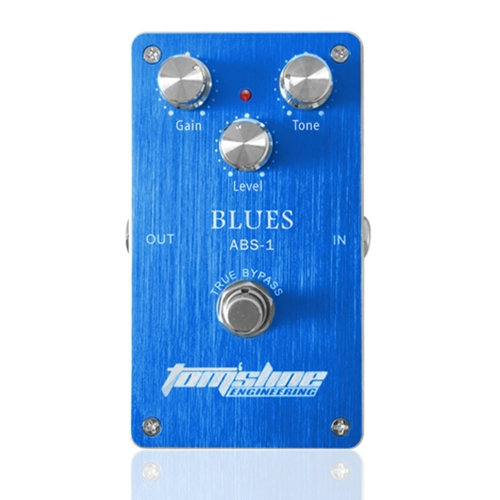 Aroma ABS-1 Blues Distortion Electric Guitar Effect Pedal Aluminum Alloy Housing True BypassToys &amp; Hobbies<br>Aroma ABS-1 Blues Distortion Electric Guitar Effect Pedal Aluminum Alloy Housing True Bypass<br>