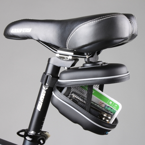 Roswheel Cycling Bicycle Bike Saddle Seat Rear EVA Bag Quick Release WaterproofSports &amp; Outdoor<br>Roswheel Cycling Bicycle Bike Saddle Seat Rear EVA Bag Quick Release Waterproof<br>