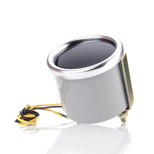 2 52mm Motor Car Bar Boost Gauge Universal Smoke Lens Indicator White MeterCar Accessories<br>2 52mm Motor Car Bar Boost Gauge Universal Smoke Lens Indicator White Meter<br>