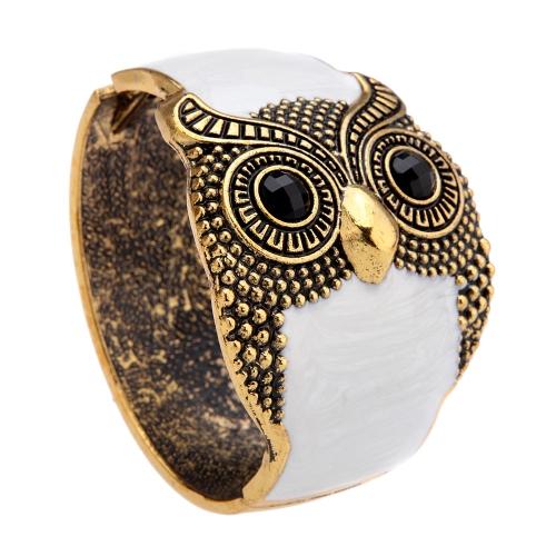 European American Style Opening Retro Punk Drip Owl Bangle BraceletApparel &amp; Jewelry<br>European American Style Opening Retro Punk Drip Owl Bangle Bracelet<br>