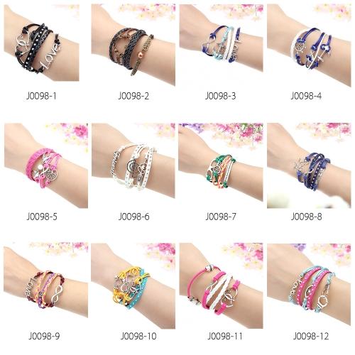 Fashion Vintage Jewelry Accessory Multilayer Braided Pendants Bracelet BangleApparel &amp; Jewelry<br>Fashion Vintage Jewelry Accessory Multilayer Braided Pendants Bracelet Bangle<br>