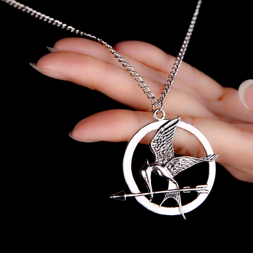 Personalized Vintage Retro Punk Style Hunger Games Bird Pendant Collar Necklace Jewelry AccessoryApparel &amp; Jewelry<br>Personalized Vintage Retro Punk Style Hunger Games Bird Pendant Collar Necklace Jewelry Accessory<br>