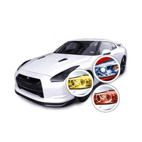 120*30cm Auto Car Light Headlight Taillight Tint Vinyl Film Sticker Sheet RedCar Accessories<br>120*30cm Auto Car Light Headlight Taillight Tint Vinyl Film Sticker Sheet Red<br>