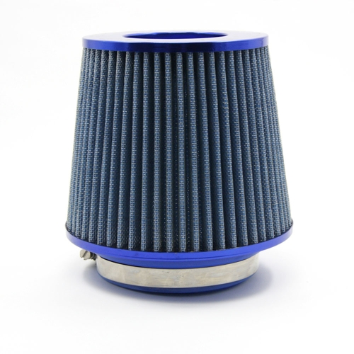 Universal Auto Car Air Filter Cold Air Intake 3 76-88-100mm Round TaperedCar Accessories<br>Universal Auto Car Air Filter Cold Air Intake 3 76-88-100mm Round Tapered<br>