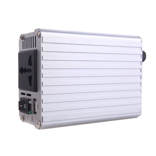 500W Watt DC 24V to AC 220V + USB Portable Voltage Transformer Car Power InverterCar Accessories<br>500W Watt DC 24V to AC 220V + USB Portable Voltage Transformer Car Power Inverter<br>