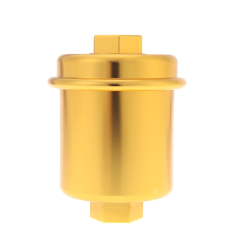 High Flow Fuel Filter Performance Racing for 96-00 Honda Civic GoldenCar Accessories<br>High Flow Fuel Filter Performance Racing for 96-00 Honda Civic Golden<br>
