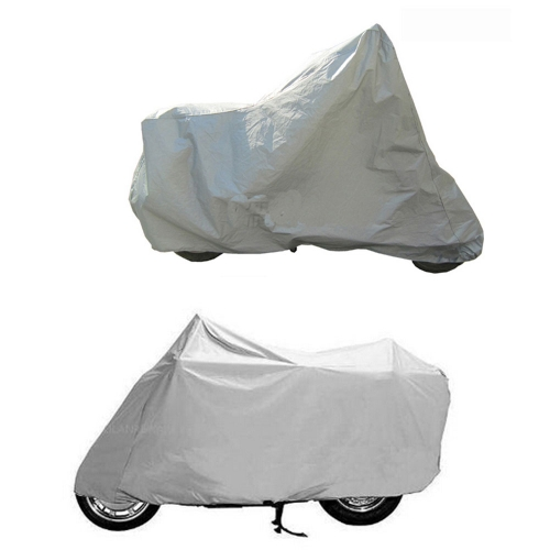 Motorcycle Bike Moped Scooter Cover Sunscreen Heat Protection Dustproof Anti-UV  Scratch-Resistant Prevention CoveringCar Accessories<br>Motorcycle Bike Moped Scooter Cover Sunscreen Heat Protection Dustproof Anti-UV  Scratch-Resistant Prevention Covering<br>
