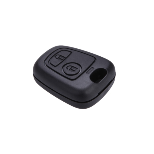Carcasa Llave Key Case Shell pour PEUGEOT 106 107 206 207 407 806 Funda Botones Mando