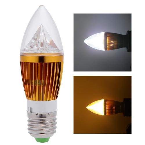 E27 10W LED Candle Light Bulb Chandelier Lamp Spotlight High Power AC85-265VHome &amp; Garden<br>E27 10W LED Candle Light Bulb Chandelier Lamp Spotlight High Power AC85-265V<br>