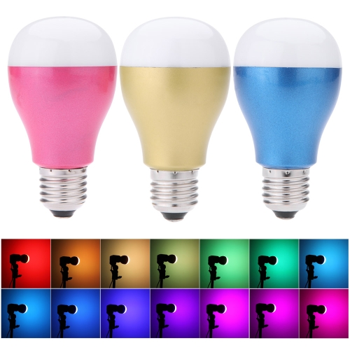 X-light E27 LED Bluetooth 4.0 Multi Color Change RGB Lamp Blubs Remote Control for IOS Android Home Indoor Hue Dancing LightHome &amp; Garden<br>X-light E27 LED Bluetooth 4.0 Multi Color Change RGB Lamp Blubs Remote Control for IOS Android Home Indoor Hue Dancing Light<br>